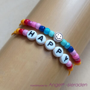 armbandenset happy