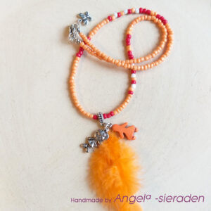 kinderketting oranje